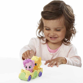 Claim a free My Little Pony prize bundle