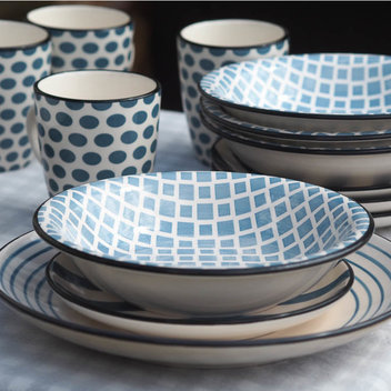 Win a ProCook Dartmouth Stoneware 16 Piece Set