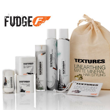 Get great hair with free Fudge Professional products