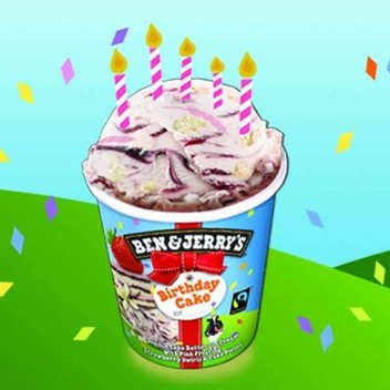 Scoop yourself some free Ben & Jerry's Ice Cream