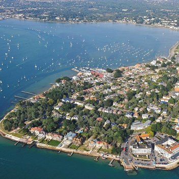 Win a weekend in Sandbanks worth up to £400