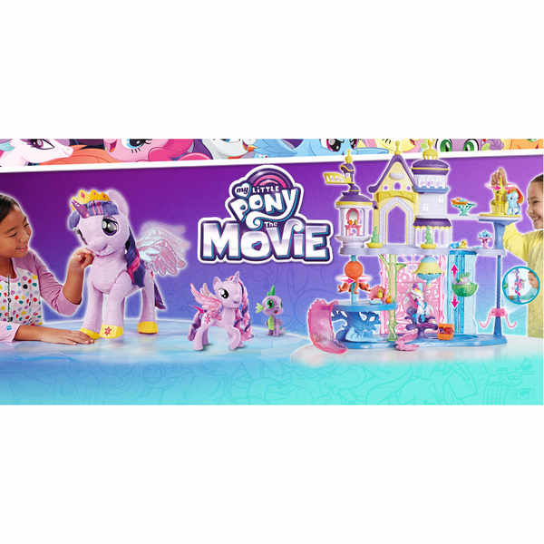 Get a free My Little Pony toy bundle
