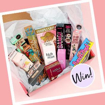 Bag a free Benefit make-up bundle, worth over £250