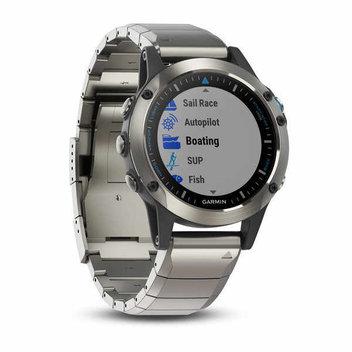 Win a Garmin quatix 5 Sapphire Smartwatch worth £729