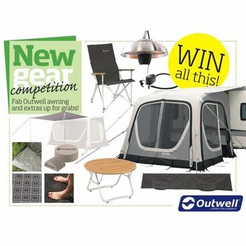 Win a £1700 Outwell prize package