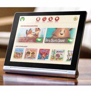 Win a Lenovo Tablet worth £500, with Ebookadabra