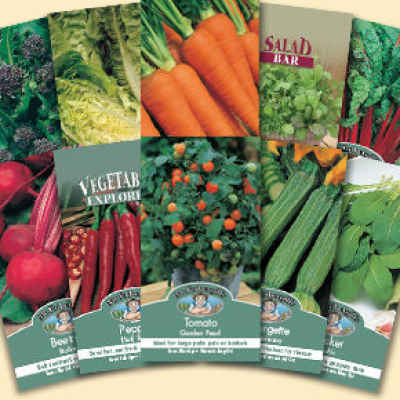 Free seed packets from Youfarm