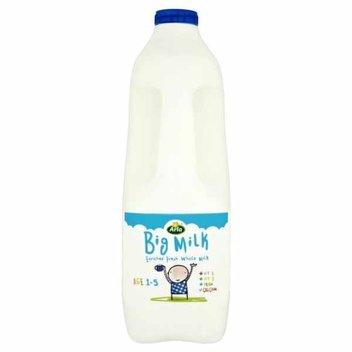 Free 2Ltr bottle of Arla Big Milk