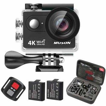 Win a Muson 4K Sport Action camera