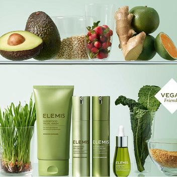 Win a facial at The House of ELEMIS + the ELEMIS Superfood skincare range