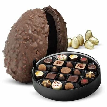 Win a big Easter Classic Ostrich Egg