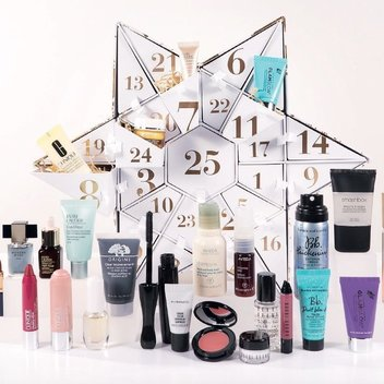 Win 1 of the Top 10 Beauty Advent Calendars 2018
