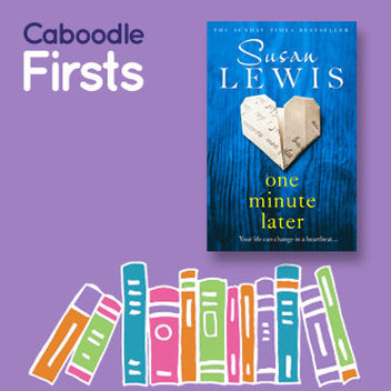 Read One Minute Later by Susan Lewis before it's out
