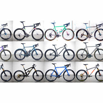 Win a custom bicycle from your favourite builder