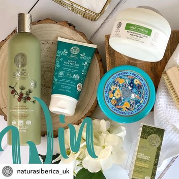 Indulge in self-care with a free pamper bundle from Natura Siberica