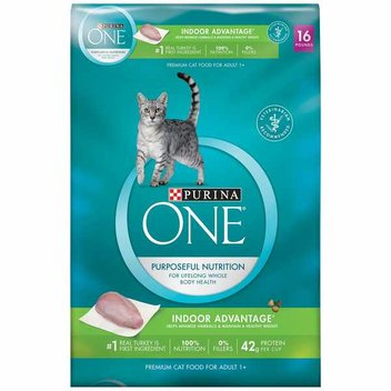 Free Cat Food from Purina ONE