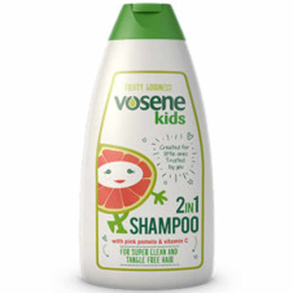 Enjoy a 50p off voucher for Vosene Kids Shampoo