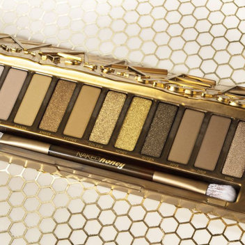 Try the new Urban Decay Naked Honey Palette for free