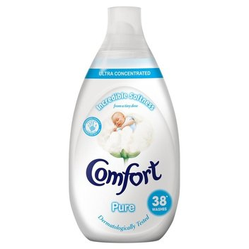 Test Comfort Pure Fabric Conditioner for free