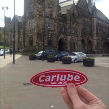 Free Carlube badges