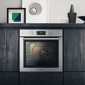 Win a Hotpoint Steam Oven