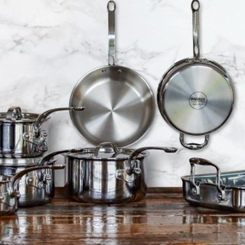 Win a 7-piece ProWare pan set worth over £300