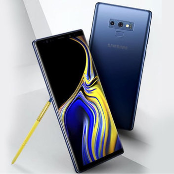 Get a free Samsung Galaxy Note 9 & Speck bundle