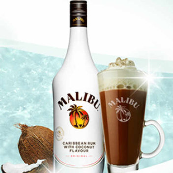 Free Malibu Hot Chocolate at Las Iguanas