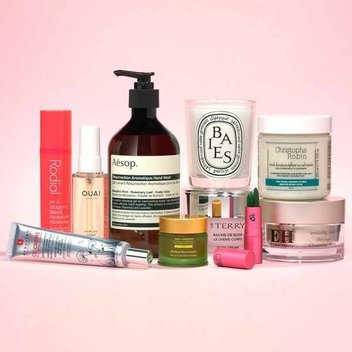 Win the ultimate beauty bundle worth over £400