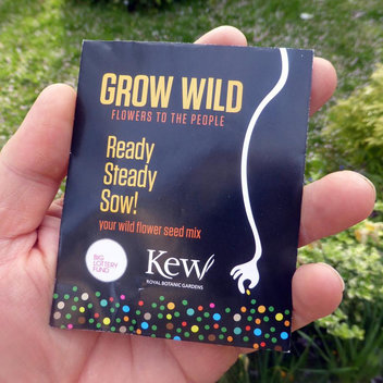 Grow free Bloomin' brilliant wildflowers