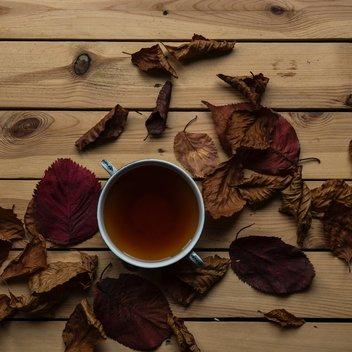 Enjoy a free box of Blue Tea