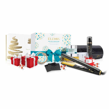 Claim a free Rush Cosmetics Christmas hamper