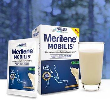 Sample Meritene Mobilis for free