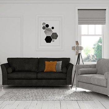 Upgrade your interiors with a brand new IDOL 3 seater sofa
