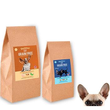 Free Brooster + Lil dog food samples