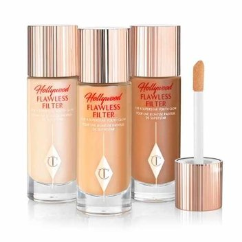 Sample Charlotte Tilbury Hollywood Flawless Filter for free