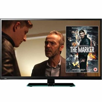 Win a 32-inch TV, DVD player & The Marker on DVD