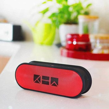 Redeem a free portable bluetooth speaker
