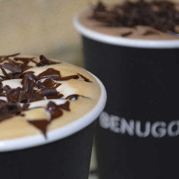 Get a free cookie from Benugo