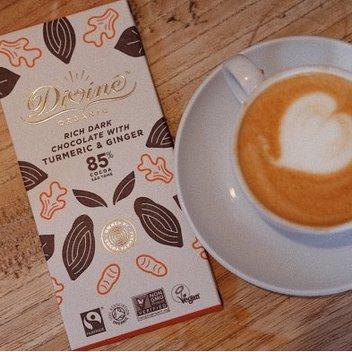 Enjoy an organic bundle of chocolate & coffee