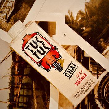Try Tuk Tuk Chai Tea for free