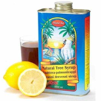 Sample Madal Bal Natural Tree Syrup for free