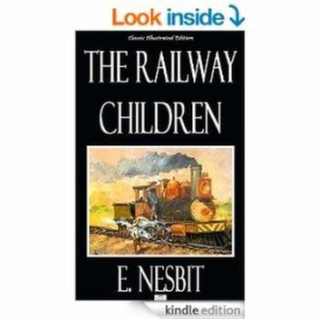 Free ebook, The Railway Children by Edith Nesbit