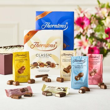 5 Thorntons Chocolate Hampers up for grabs