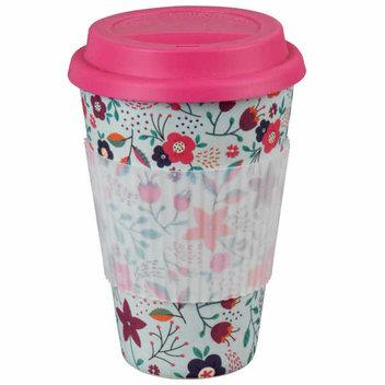 Receive a free Retro Travel Mug