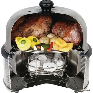 Claim a free COBB oven/bbq