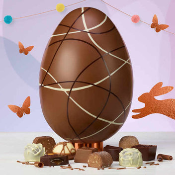 Thorntons Easter egg giveaway