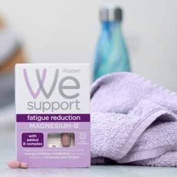 Sample Wassen Magnesium-B for free