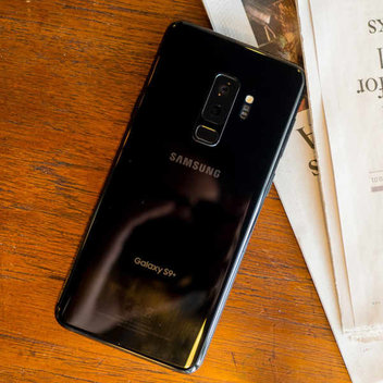 Win a Samsung Galaxy S9 this March