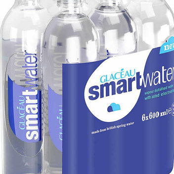 Stay cool with a free Glacéau Smartwater Still